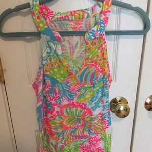 Lilly Pulitzer tank TOP blouse